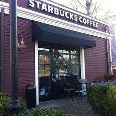 Photo taken at Starbucks by Gloria P. on 11/23/2012