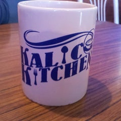 Photo taken at The Kalico Kitchen by Dougie G. on 4/26/2013