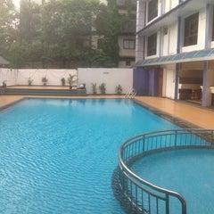 Photo taken at Hotel Lapaz Gardens by Nadya H. on 6/2/2014