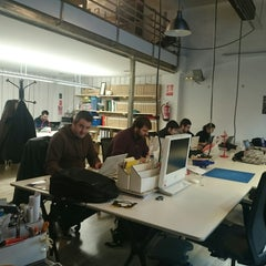 Photo taken at Cocorocó Coworking by Eugenia A. on 12/7/2014