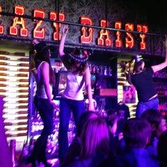 Photo taken at Crazy Daisy by Lyudmila Z. on 11/23/2012