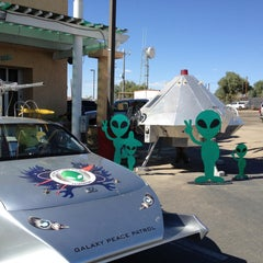 Photo taken at Alien Fresh Jerky by Kathy K. on 4/17/2013