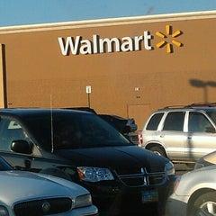 Photo taken at Walmart Supercenter by Larry R. on 11/16/2012