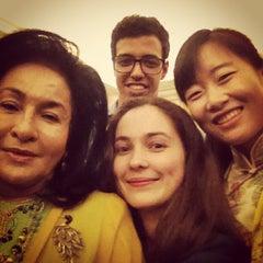 Photo taken at Kediaman Rasmi Perdana Menteri by Maria M. on 4/21/2014