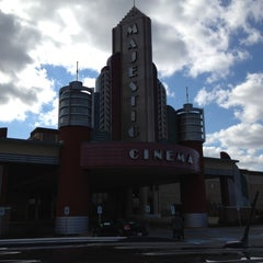 Photo taken at Marcus Majestic Cinema of Brookfield - Brookfield by Kristen M. on 10/28/2012