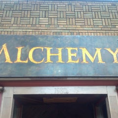 Photo taken at The Alchemy Cafe by Duane S. on 3/30/2013