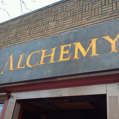 Photo taken at The Alchemy Cafe by Duane S. on 4/27/2013
