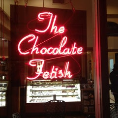 Photo taken at The Chocolate Fetish by Ed S. on 7/21/2013