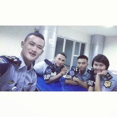 Photo taken at Sekolah Tinggi Ilmu Pelayaran (STIP) Marunda by Nelli Ira A. on 7/1/2015