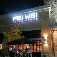 Photo taken at Pei Wei by Anthony b. on 10/20/2012