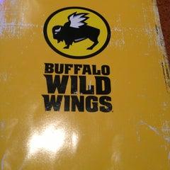 Photo taken at Buffalo Wild Wings Grill & Bar by Vish P. on 5/17/2013