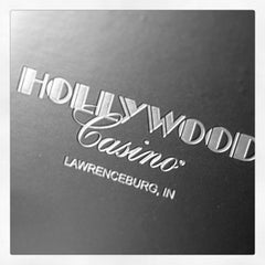Photo taken at Hollywood Casino Lawrenceburg by Patrick F. on 4/30/2013