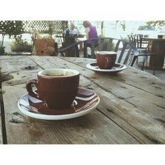 Photo taken at Sunrise Coffee by David R. on 8/4/2013