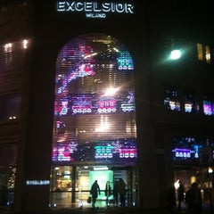Photo taken at Excelsior Milano by Angelo G. on 12/10/2012