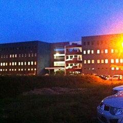 Photo taken at Universidade Nilton Lins by Clysman L. on 5/24/2013