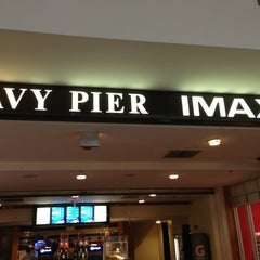 Photo taken at Navy Pier IMAX Theatre by TD H. on 7/1/2013