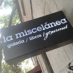 Photo taken at La Miscelánea by Ozukaru R. on 7/11/2013