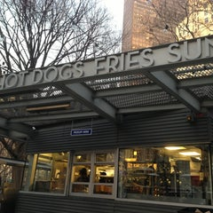 Photo taken at Shake Shack by Joshua W. on 1/2/2013