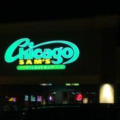 Photo taken at Chicago Sam's by Steve M. on 10/6/2012