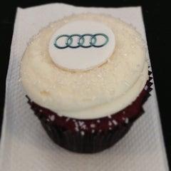 Photo taken at Audi Forum by Raunak M. on 10/3/2012