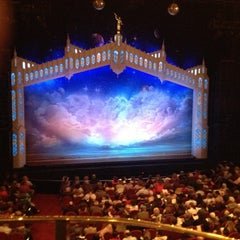 Photo taken at Princess Of Wales Theatre by Louie on 5/16/2013