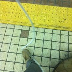 Photo taken at 地下鉄 さっぽろ駅 (N06/H07) by Chinami S. on 10/17/2012