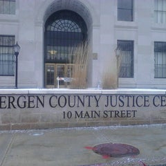 Photo taken at Bergen County Courthouse by Nancy A. K. on 2/5/2013