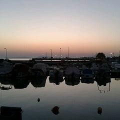 Photo taken at Γλυφάδα (Glyfada) by Christina P. on 4/29/2013