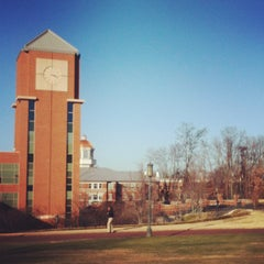 Photo taken at University of North Carolina at Charlotte by Sydney S. on 12/13/2012