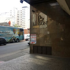 Photo taken at Linson Hotel by Luciano L. on 5/31/2014
