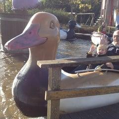 Photo taken at De Eendjes by Nele D. on 10/28/2012