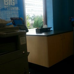 Photo taken at FedEx Office Print & Ship Center by Missin L. on 7/25/2013