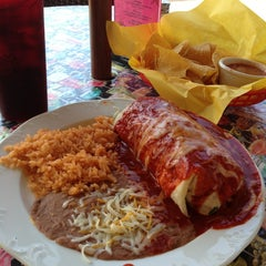 Photo taken at Amigo's Authentic Mexican Food by Trever F. on 3/26/2013
