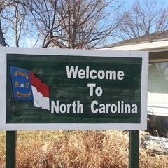 Photo taken at North Carolina Welcome Center by Emmanuel D S. on 12/29/2012
