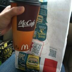 Photo taken at McDonald's by Erika F. on 10/9/2013