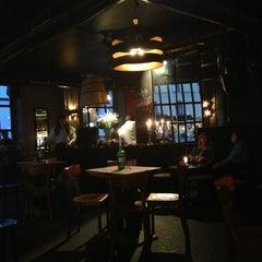 Photo taken at Neue Odessa Bar by Natalia T. on 5/9/2013