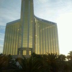 Photo taken at Delano Las Vegas by Raquel I. on 10/9/2012