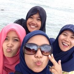Photo taken at Tanjung Lesung by Adinda S. on 12/7/2014