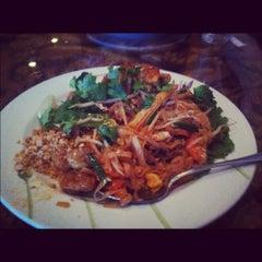 Photo taken at Pasara Thai by Jess B. on 10/9/2012