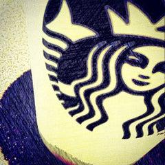 Photo taken at Starbucks by Crayon S. on 3/3/2013