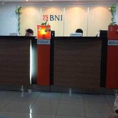 Photo taken at Bank BNI perumnas klender by wulan b. on 7/30/2013