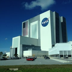 Photo taken at Kennedy Space Center Visitor Complex by rheva l. on 1/14/2013