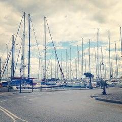 Photo taken at Skopea Marina by Anastasia M. on 2/13/2013
