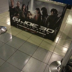 Photo taken at SM Cinemas Megamall by Benedict D. on 3/31/2013