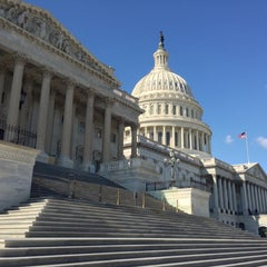 Photo taken at U.S. Capitol - House of Representatives by Andrew S. on 10/21/2012