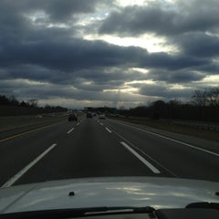 Photo taken at New Jersey Turnpike - Port Reading by Antoine H. on 3/2/2013