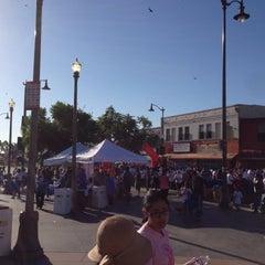 Photo taken at Mariachi Plaza by Armando V. on 10/3/2015