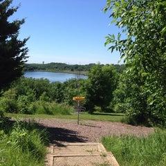 Photo taken at Bryant Lake Disc Golf Course by Jon W. on 6/21/2014