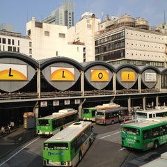 Photo taken at 渋谷駅 (Shibuya Sta.) by fukurou on 3/6/2013