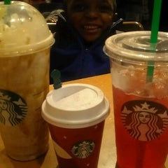 Photo taken at Starbucks by Audrey P. on 12/5/2012